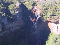 Wentworth Falls photo 3